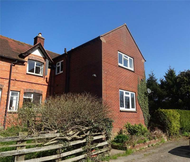 3 Bedrooms Terraced House for rent in Orchard Cottages, Stanway, Rushbury, Church Stretton