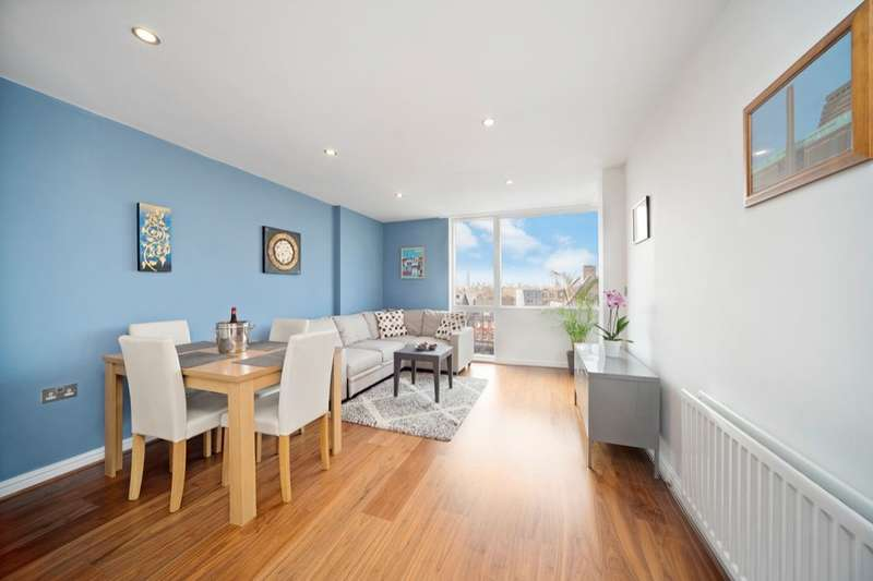 2 Bedrooms Flat for sale in Boyson Road, London, SE17