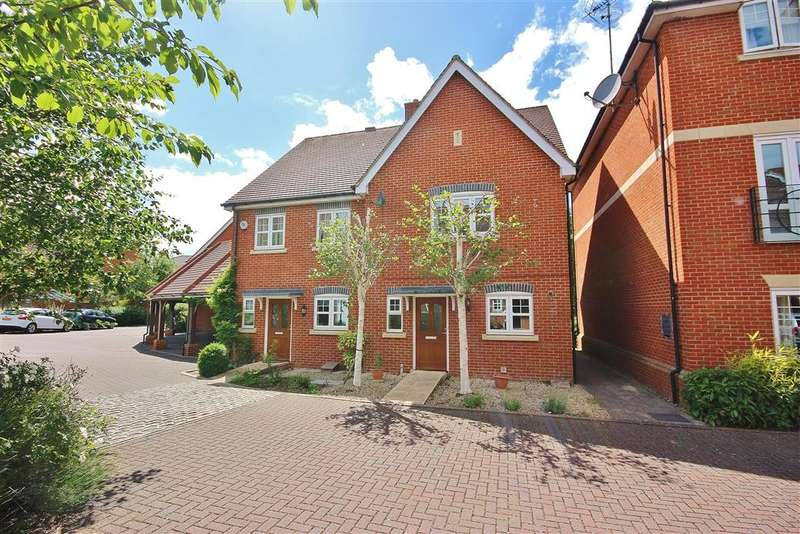 3 Bedrooms Semi Detached House for rent in Little Court, Wolage Drive, Grove, Wantage, OX12