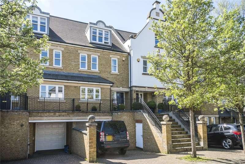 4 Bedrooms Terraced House for sale in Admiralty Way, Teddington, TW11