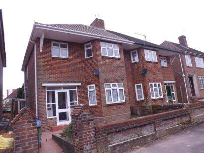 3 Bedrooms Semi Detached House for sale in Upper Shirley, Southampton, Hampshire