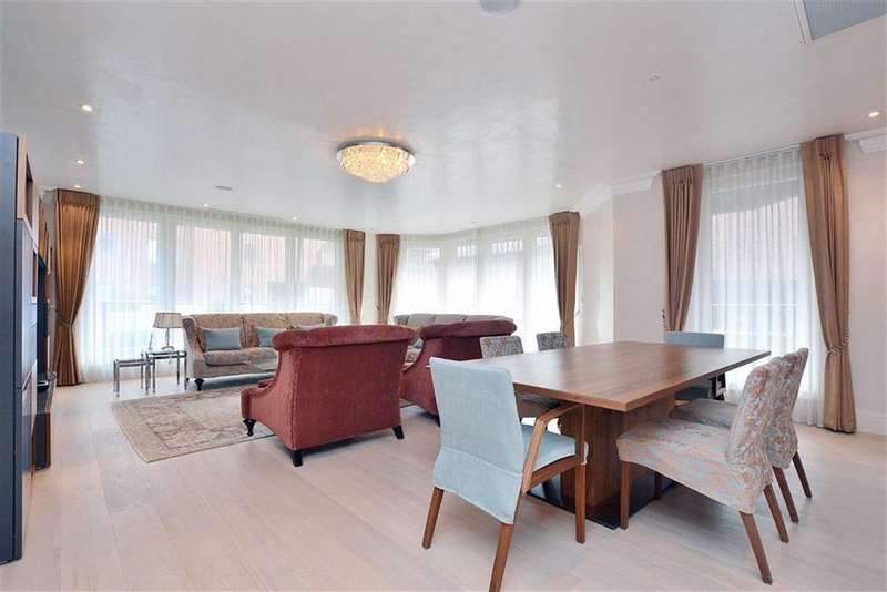 3 Bedrooms Flat for sale in Hodford Road, London, NW11