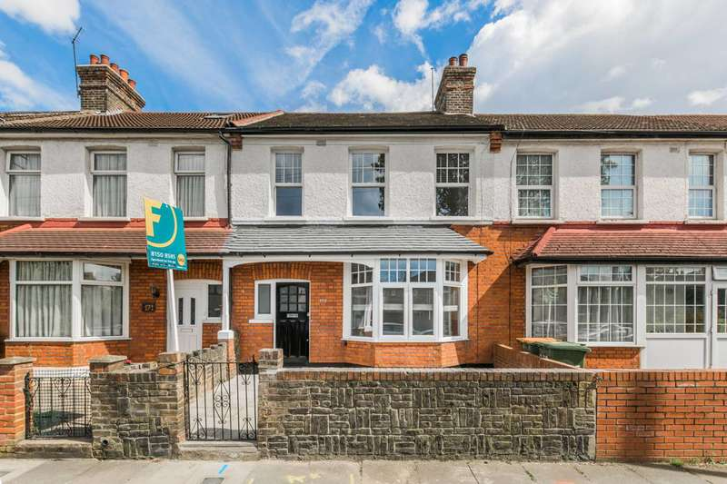 3 Bedrooms Terraced House for sale in Cumberland Road, Plaistow, E13