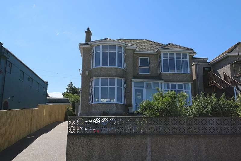 4 Bedrooms Detached House for sale in St. Michaels Road, Newquay, Cornwall, TR7 1RA
