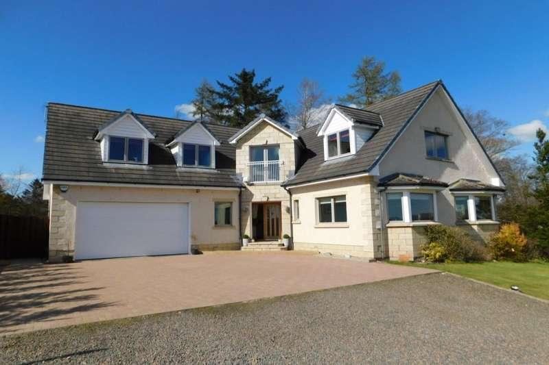 5 Bedrooms Detached House for sale in Lanark Road, Ravenstruther, Lanark, ML11
