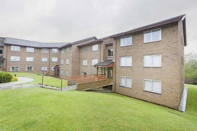 2 Bedrooms Flat for rent in Bishops Court, Bishops Knoll, BS9