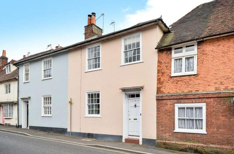 3 Bedrooms House for sale in Sheep Street, Petersfield, GU32