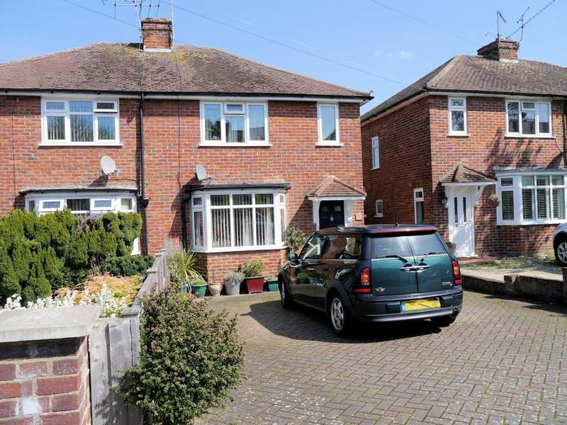 3 Bedrooms Semi Detached House for sale in Sheepcote Road, Windsor SL4