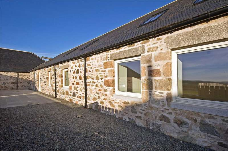 4 Bedrooms Terraced House for sale in 2 Eastertown Steading, Oldmeldrum, Inverurie, Aberdeenshire
