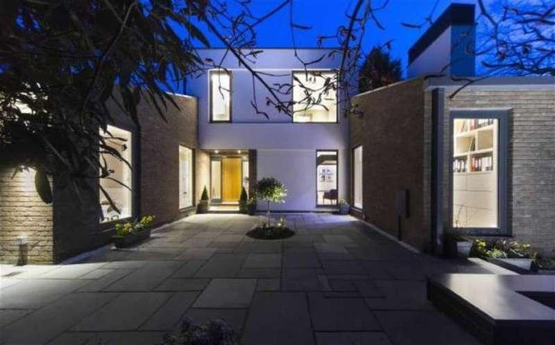 5 Bedrooms Detached House for sale in Macclesfield Road, Alderley Edge