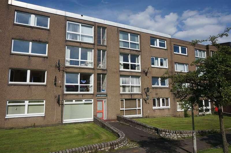 3 Bedrooms Apartment Flat for sale in Ivanhoe Road, Cumbernauld