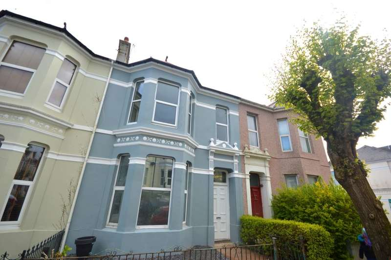 5 Bedrooms Property for sale in Salisbury Road, Lipson, Plymouth, PL4