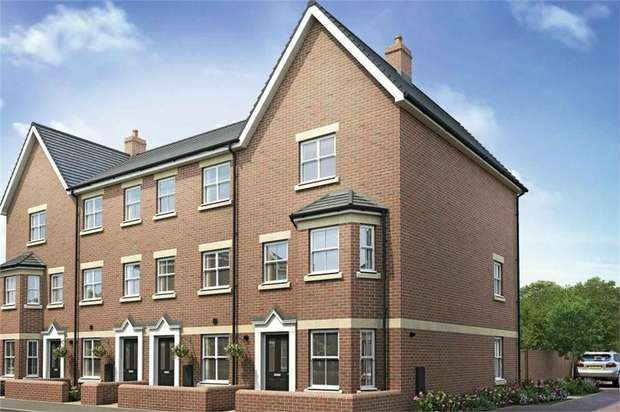 4 Bedrooms Town House for rent in Toynbee Road, Eastleigh, Hampshire