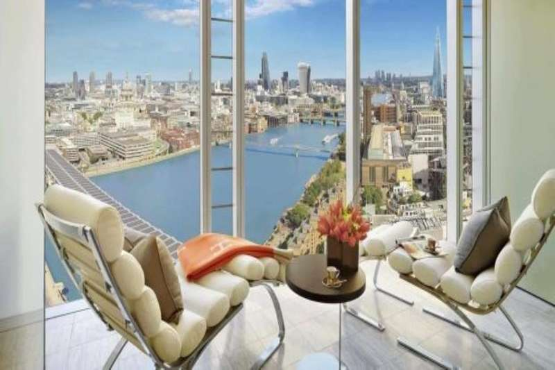 2 Bedrooms Flat for sale in One Blackfriars Blackfriars Road, London, SE1