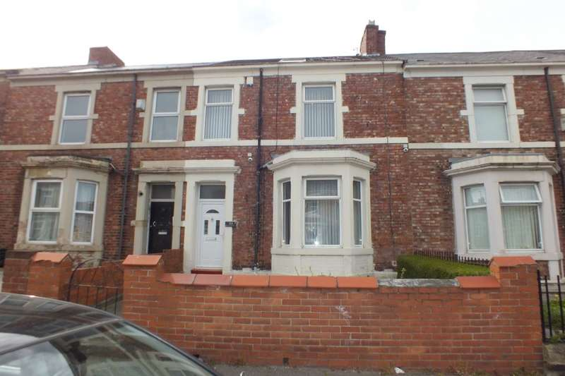 6 Bedrooms Terraced House for sale in Brighton Grove, Newcastle Upon Tyne, NE4
