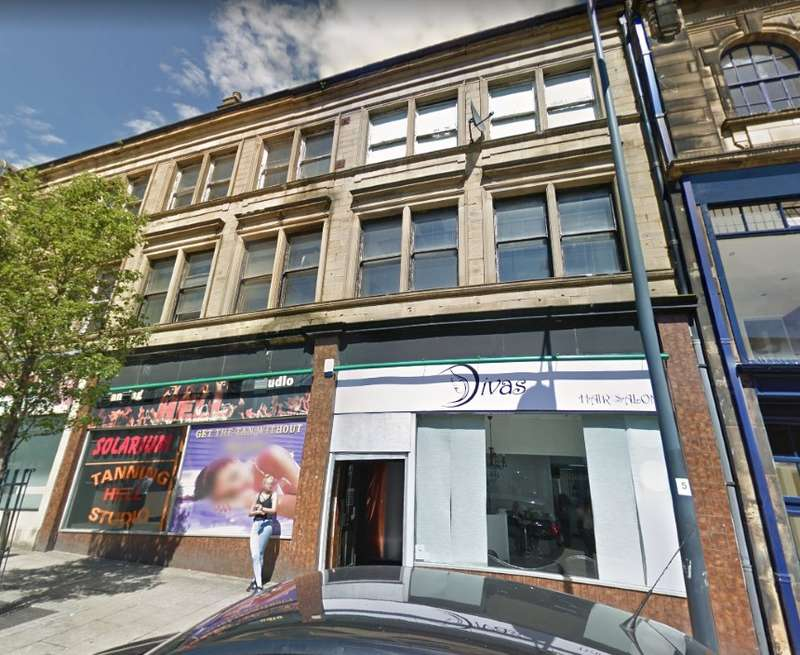 3 Bedrooms Mixed Use Commercial for sale in Rawson Place, Bradford, West Yorkshire, BD1 3QQ