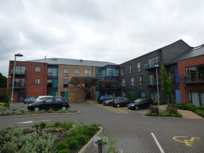 2 Bedrooms Flat for sale in Greenwich Drive North, Derby, Derbyshire