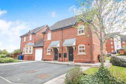 2 Bedrooms Terraced House for sale in Collingwood Close, Hazel Grove, Stockport, Cheshire