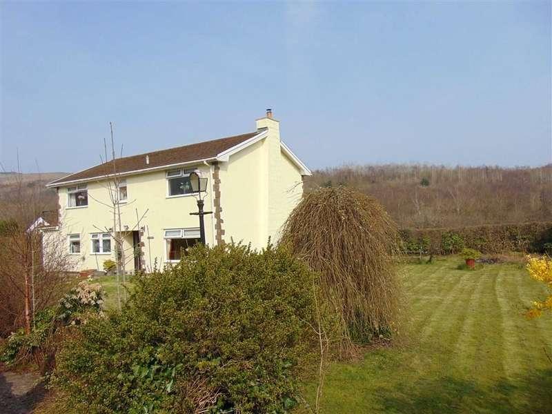 3 Bedrooms Detached House for sale in Old Parish Road, Pontypridd, Rhondda Cynon Taff