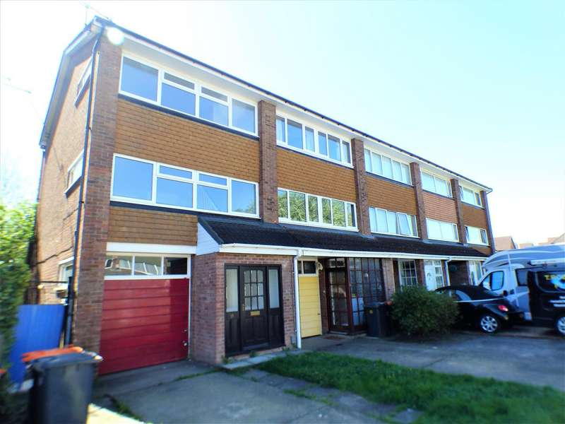 3 Bedrooms Town House for sale in The Cedars, Dunstable