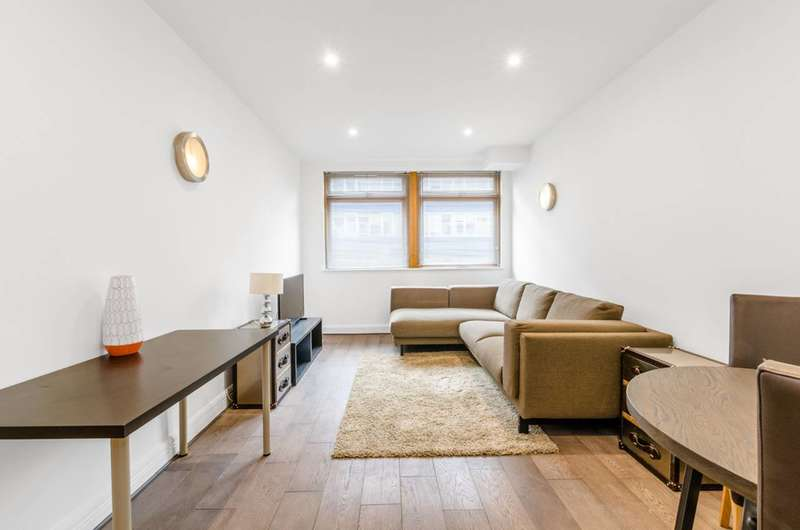 1 Bedroom Flat for sale in Chalk Farm Road, Camden Town, NW1