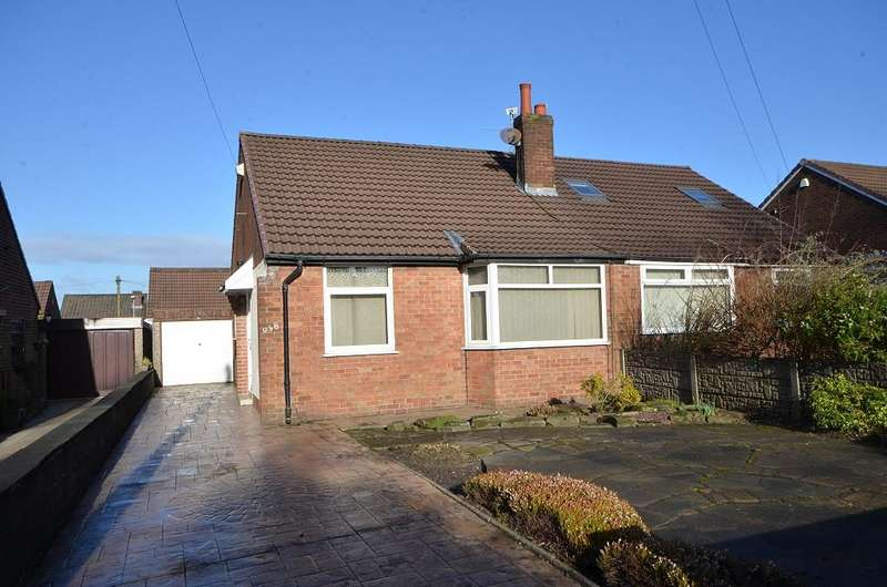 2 Bedrooms Semi Detached Bungalow for sale in Wigan Road, Hunger Hill, Bolton BL3
