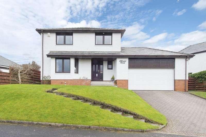 4 Bedrooms Detached Villa House for sale in Sibbrane House, Barr's Brae, Kilmacolm, PA13 4DE
