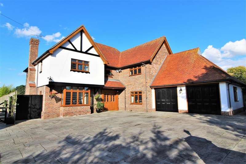 6 Bedrooms Detached House for sale in Walton Road, Kirby-Le-Soken, Frinton-On-Sea