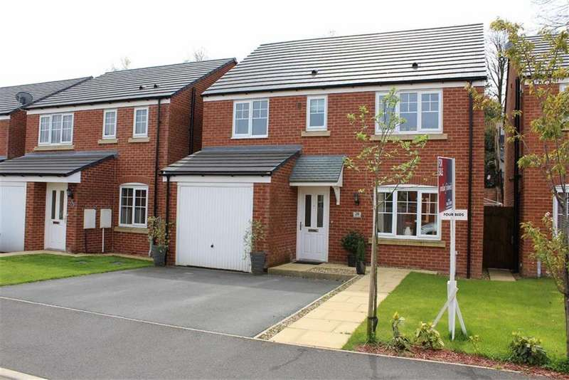 4 Bedrooms Detached House for sale in Storey Road, Disley, Stockport, Cheshire