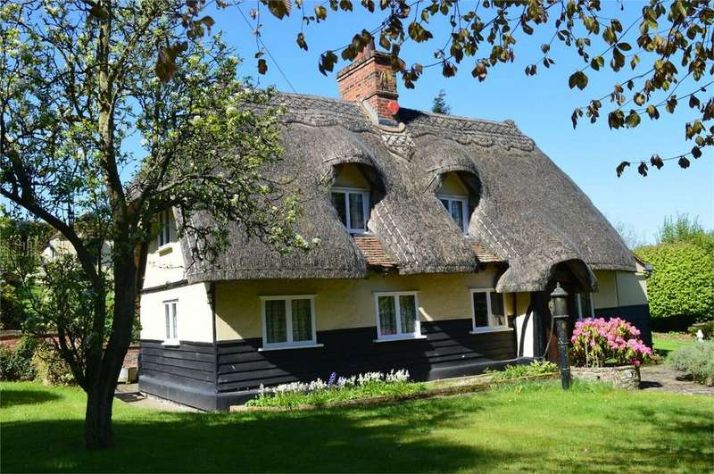 4 Bedrooms Cottage House for sale in Spring Cottage, Fullers End, Elsenham