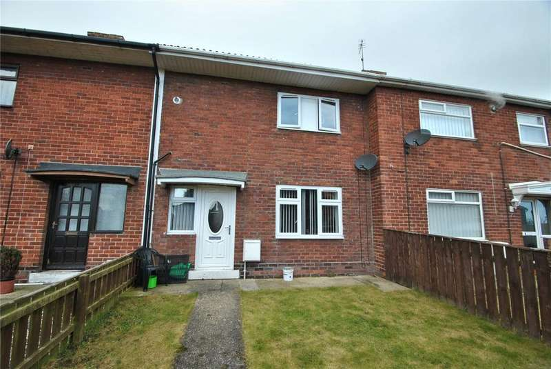 2 Bedrooms Terraced House for sale in St Ives Place, Murton, Co Durham, SR7