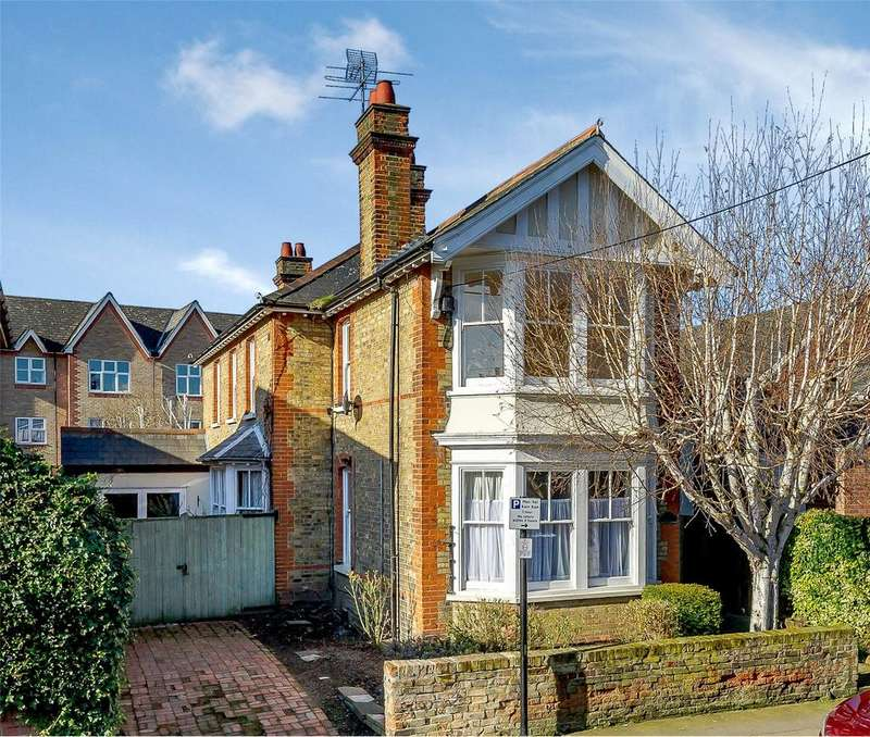 4 Bedrooms Detached House for sale in Grove Road, Chelmsford
