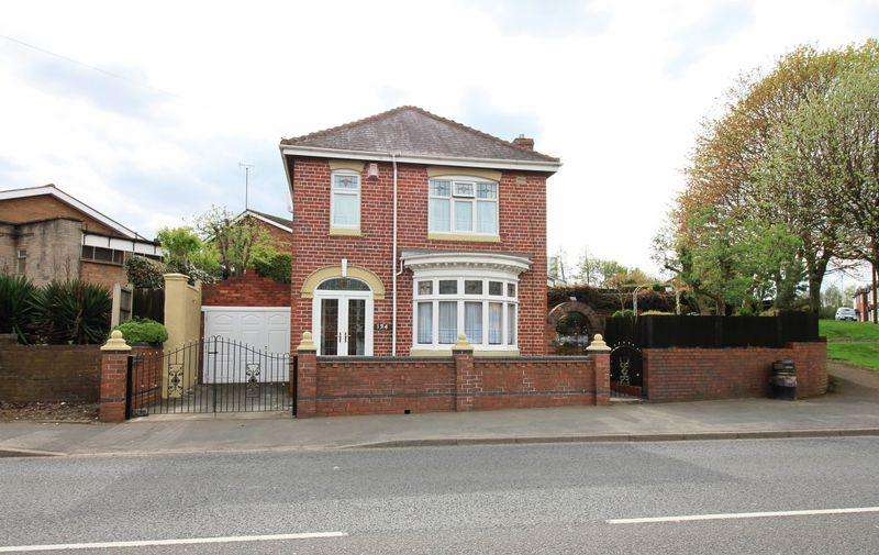 3 Bedrooms Detached House for sale in Cinder Bank, DUDLEY, DY2 9BW