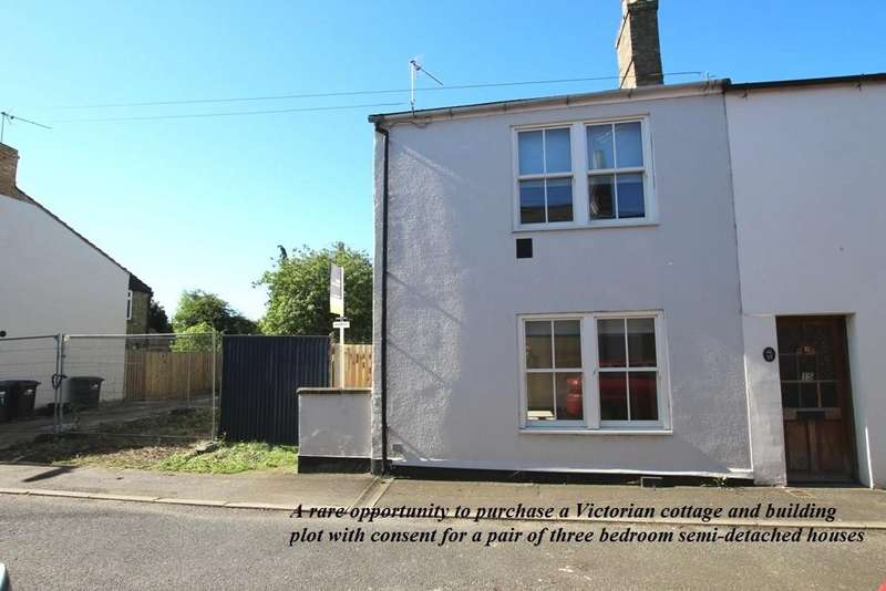 2 Bedrooms Semi Detached House for sale in Bernard Street, Ely