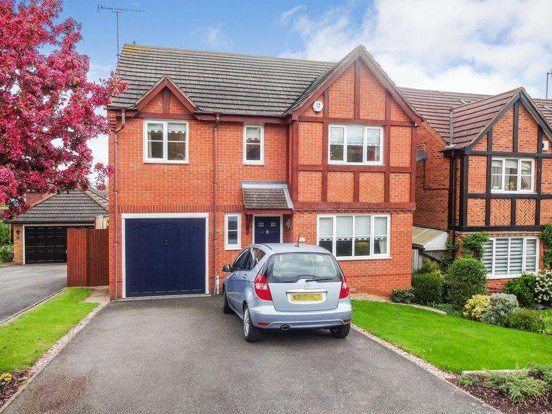 4 Bedrooms Detached House for sale in Greensand Ridge, Lidlington