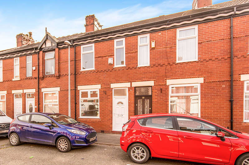 2 Bedrooms Terraced House for sale in Valencia Road, Salford, M7