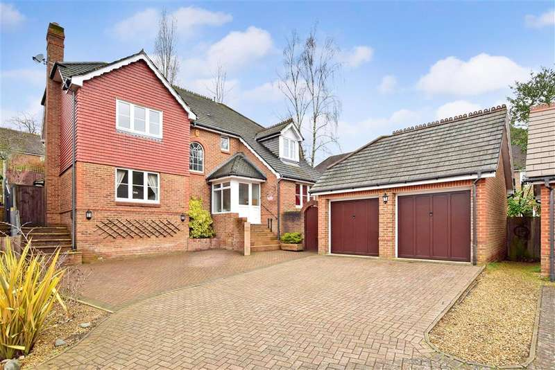 5 Bedrooms Detached House for sale in Cronks Hill Road, , Redhill, Surrey