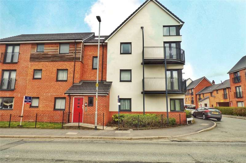1 Bedroom Apartment Flat for sale in Fields New Road, Chadderton, Oldham, OL9