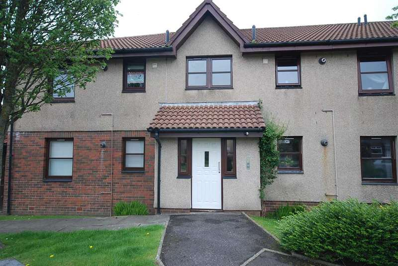 2 Bedrooms Apartment Flat for sale in Foundry Wynd, Kilwinning