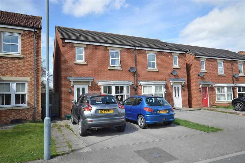 3 Bedrooms Semi Detached House for sale in Ash Grove (INVESTMENT OPPORTUNITY), Consett