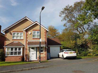 3 Bedrooms Detached House for sale in Lorraine Road, Timperley, Altrincham, Greater Manchester