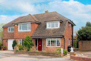 4 Bedrooms Detached House for sale in Colewood Drive, Rochester, Kent