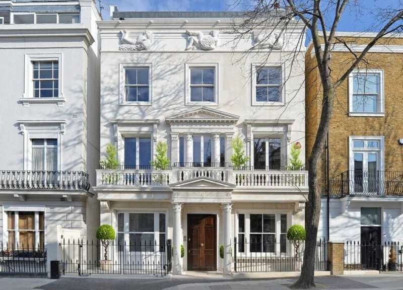 7 Bedrooms Town House for sale in Hanova House, Notting Hill W11