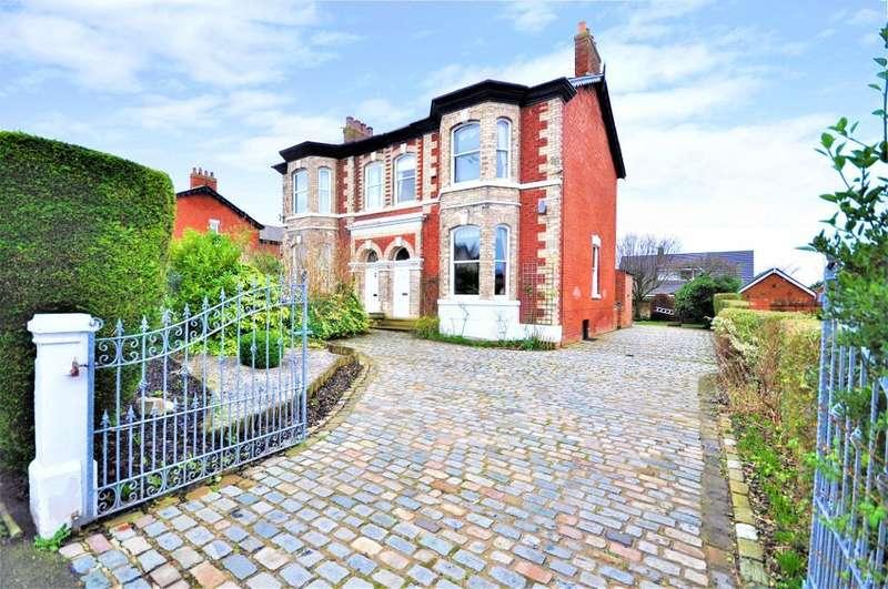 4 Bedrooms Semi Detached House for sale in Black Bull Lane, Fulwood, Preston, Lancashire, PR2 3QA