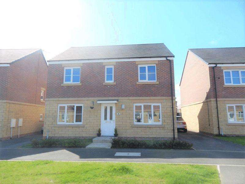 4 Bedrooms Detached House for sale in Wellesley Drive, Blyth