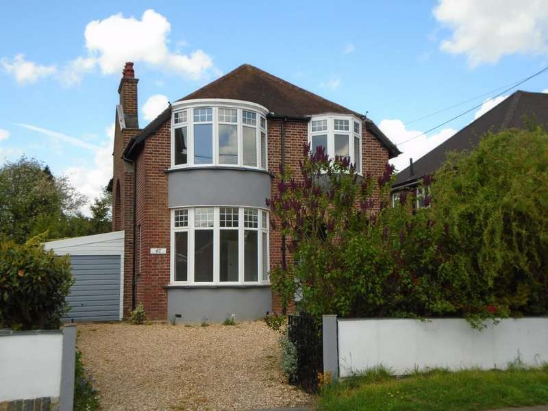 4 Bedrooms Detached House for sale in Fernbank Road, Ascot, SL5