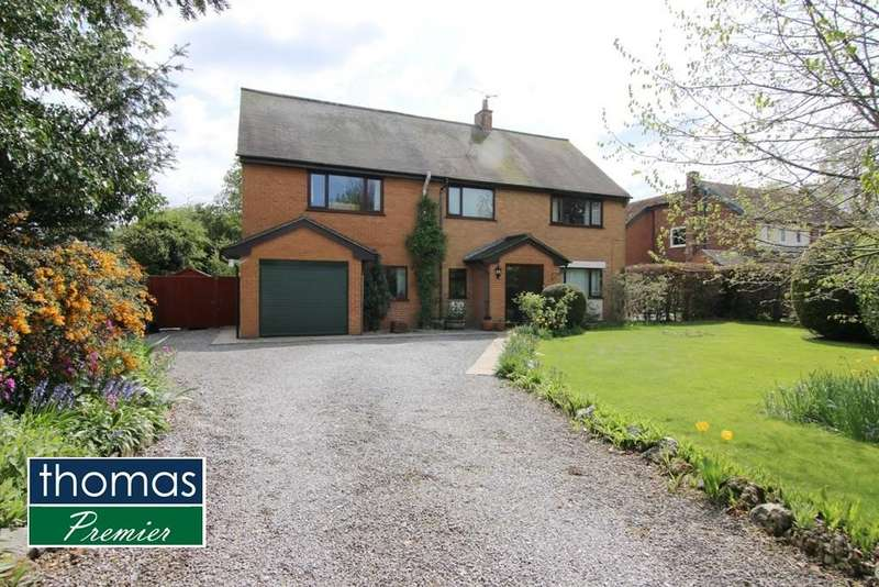 4 Bedrooms Detached House for sale in The Park, Christleton, Chester, CH3