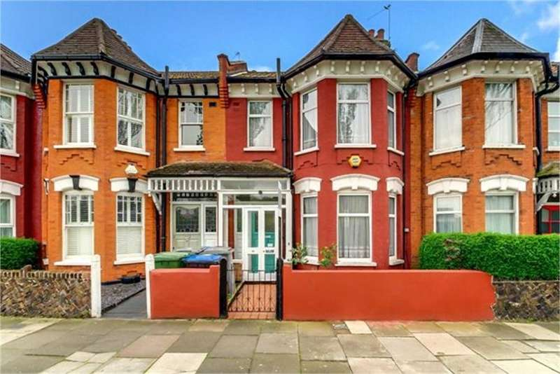 3 Bedrooms Terraced House for sale in Kendal Road, London