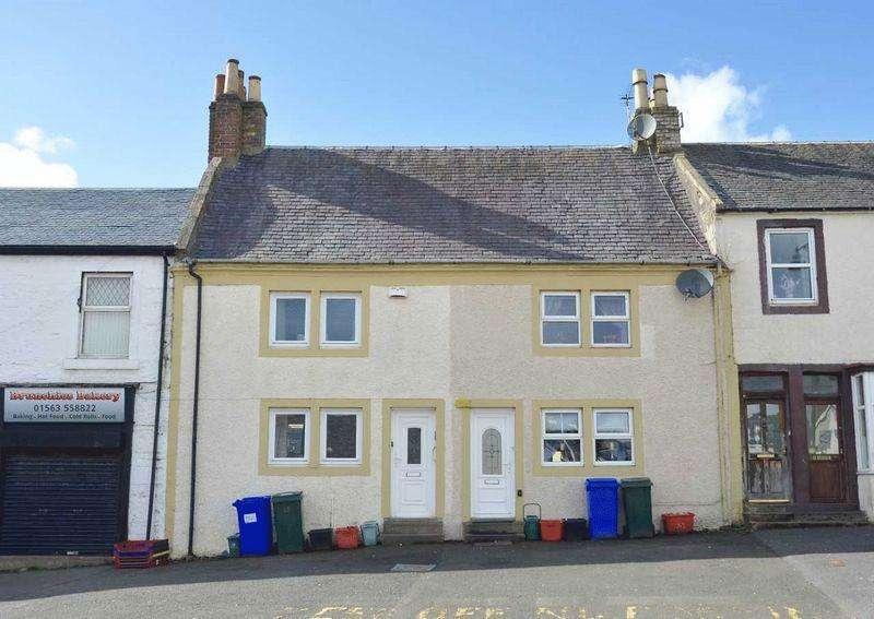 2 Bedrooms Terraced House for sale in Main Street, Kilmaurs