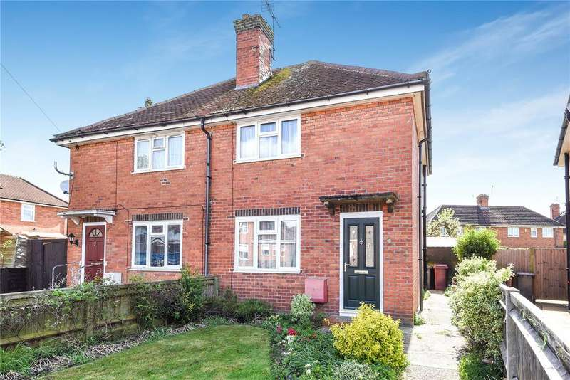 2 Bedrooms Semi Detached House for sale in Landrake Crescent, Reading, Berkshire, RG2